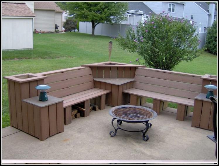 Trex Patio Furniture Plans