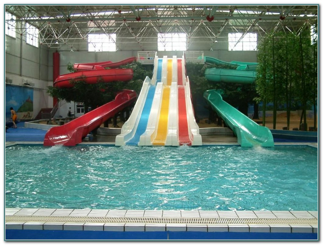 Used Swimming Pool Slides