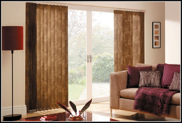 Vertical Blinds For Patio Door