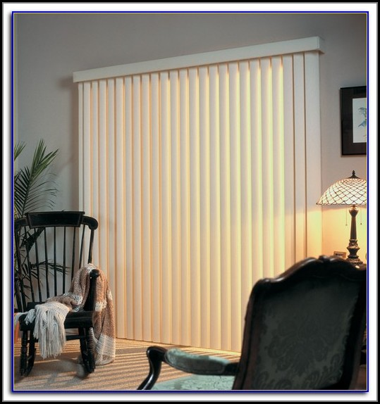 Vertical Patio Blinds Canada