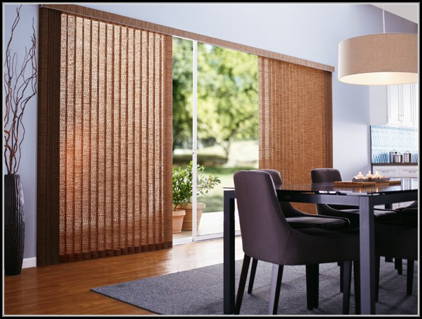 Vertical Patio Window Blinds