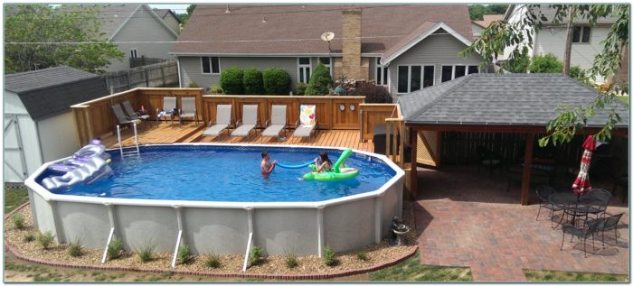 Vinyl Liners For Above Ground Pools