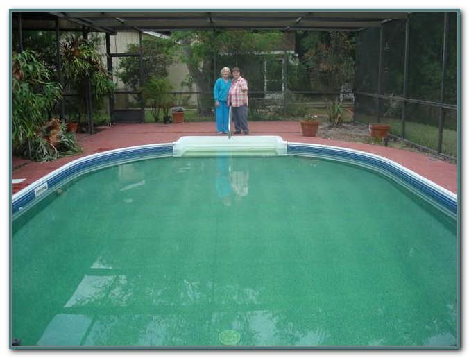 Vinyl Pool Liner Replacement Contractors