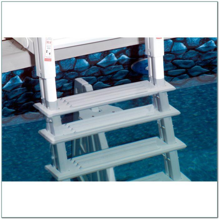 Walmart Heavy Duty Pool Ladder