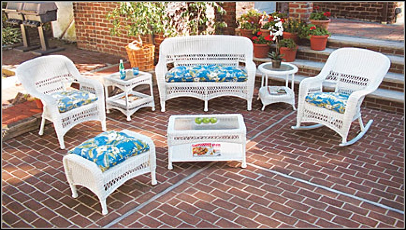 Walmart Wicker Patio Furniture Cushions