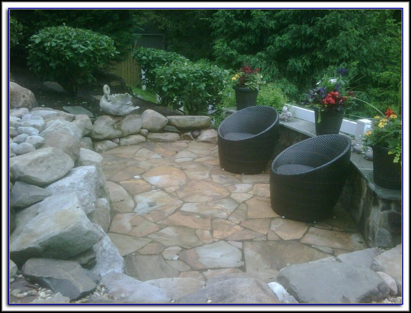 Water Features For Patio Area