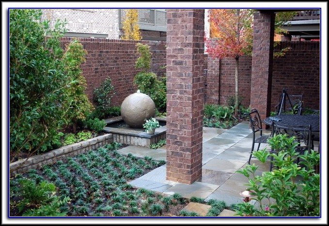 Water Features For Patios Uk