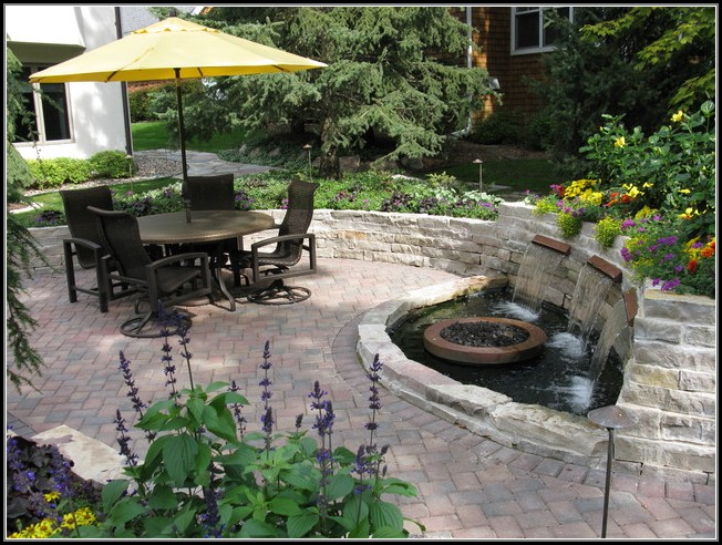 Water Features For Patios