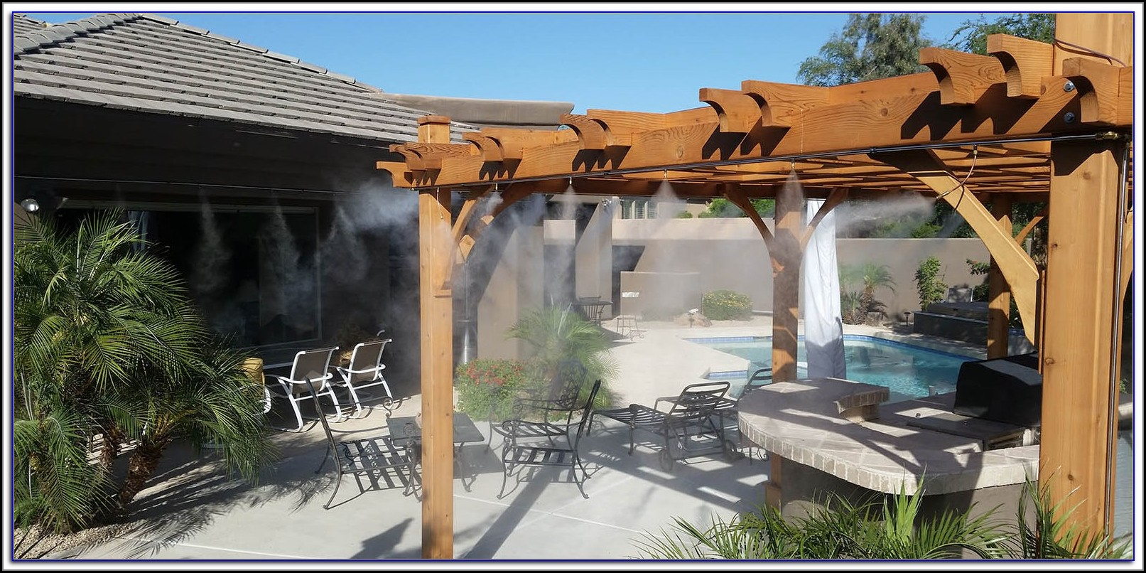 Water Misters For Patios