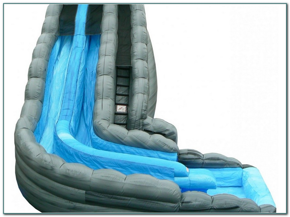 Water Slides For Inground Pools Australia