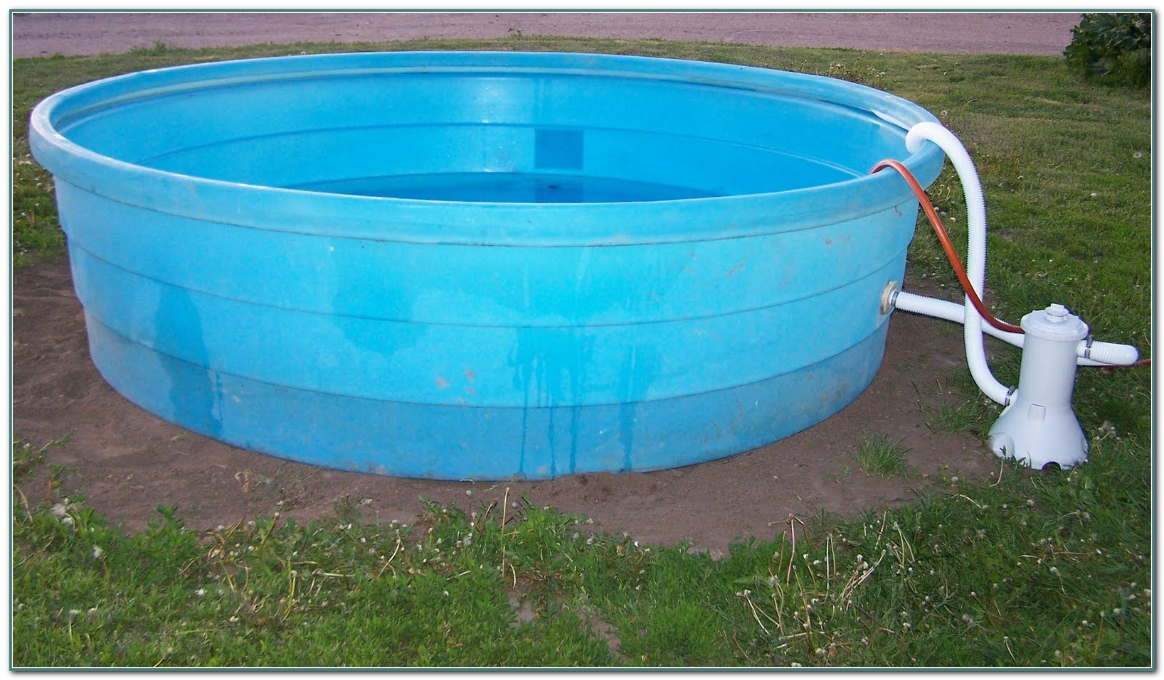 Water Trough Swimming Pool