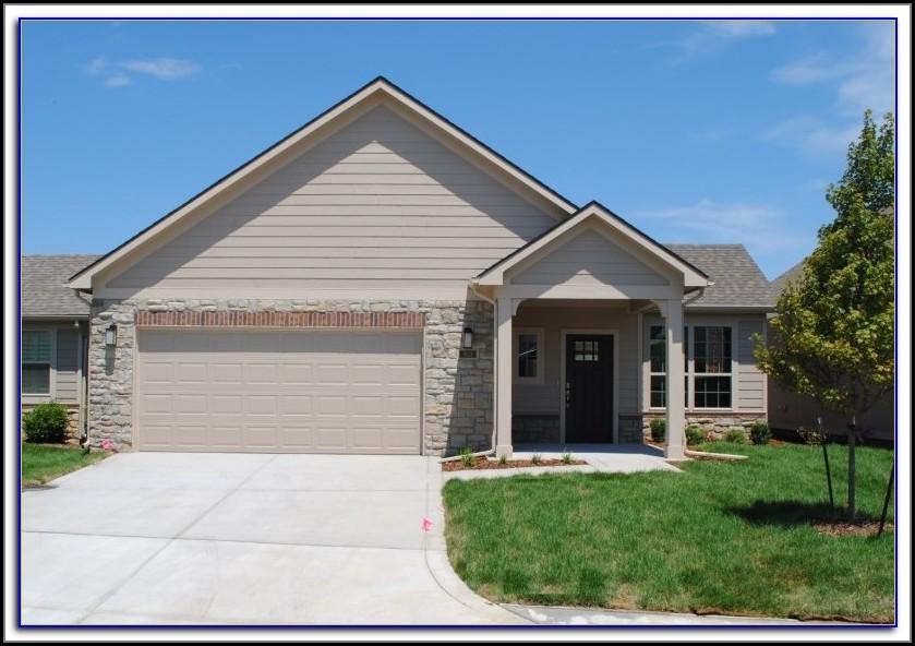 Waterfront Patio Homes Wichita Ks