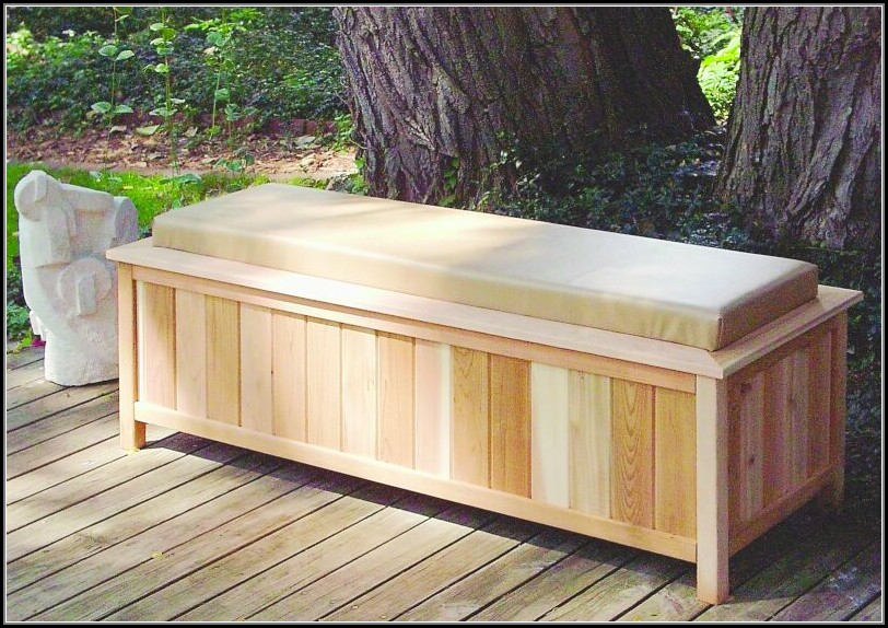 Waterproof Patio Cushion Storage