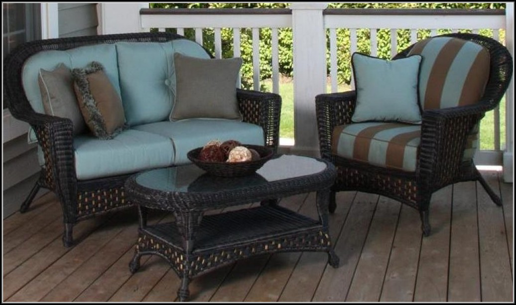 Wicker Outdoor Cushions Replacement