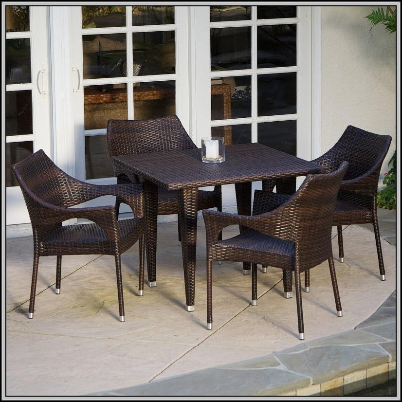 Wicker Outdoor Dining Sets Brisbane