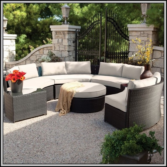 Wicker Patio Cushions Replacements