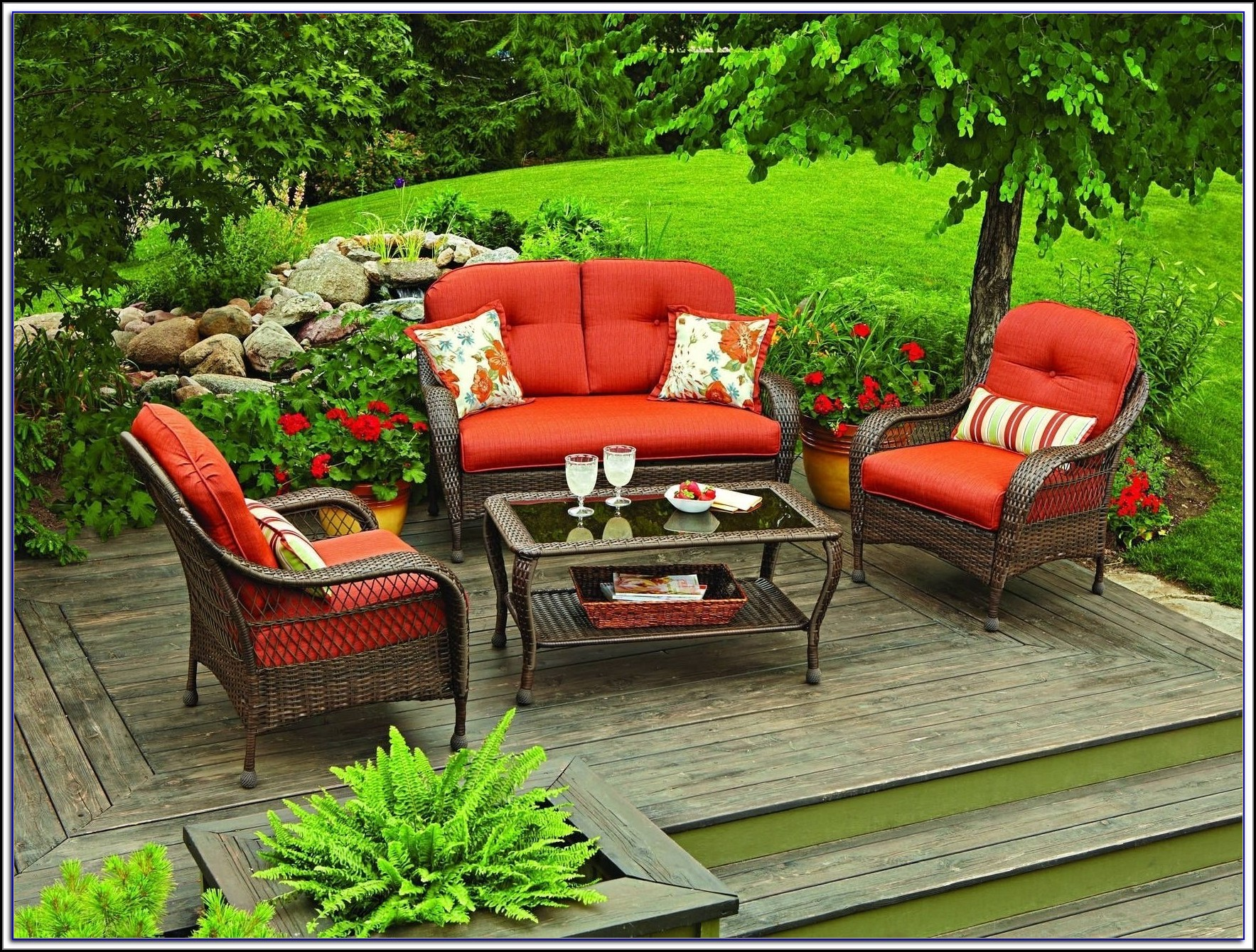 Wicker Patio Furniture Jacksonville Fl