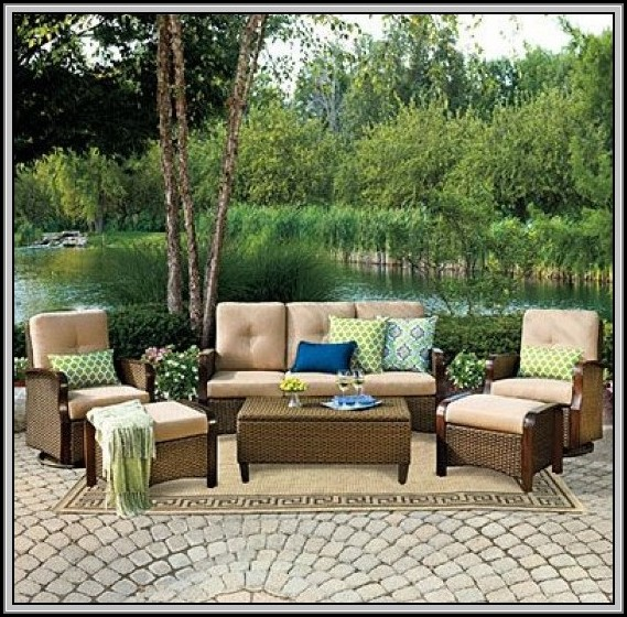 Wilson Fisher Patio Furniture