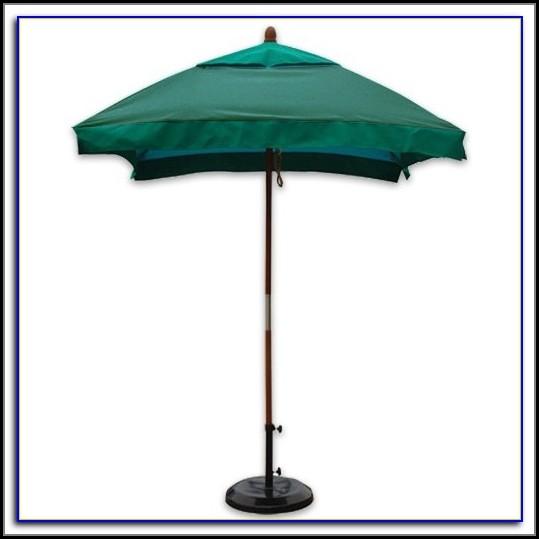 Wind Resistant Offset Patio Umbrella