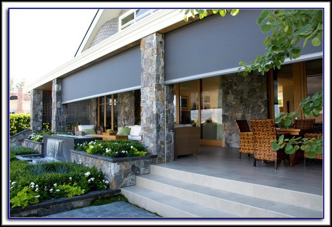 Wind Screens For Patios