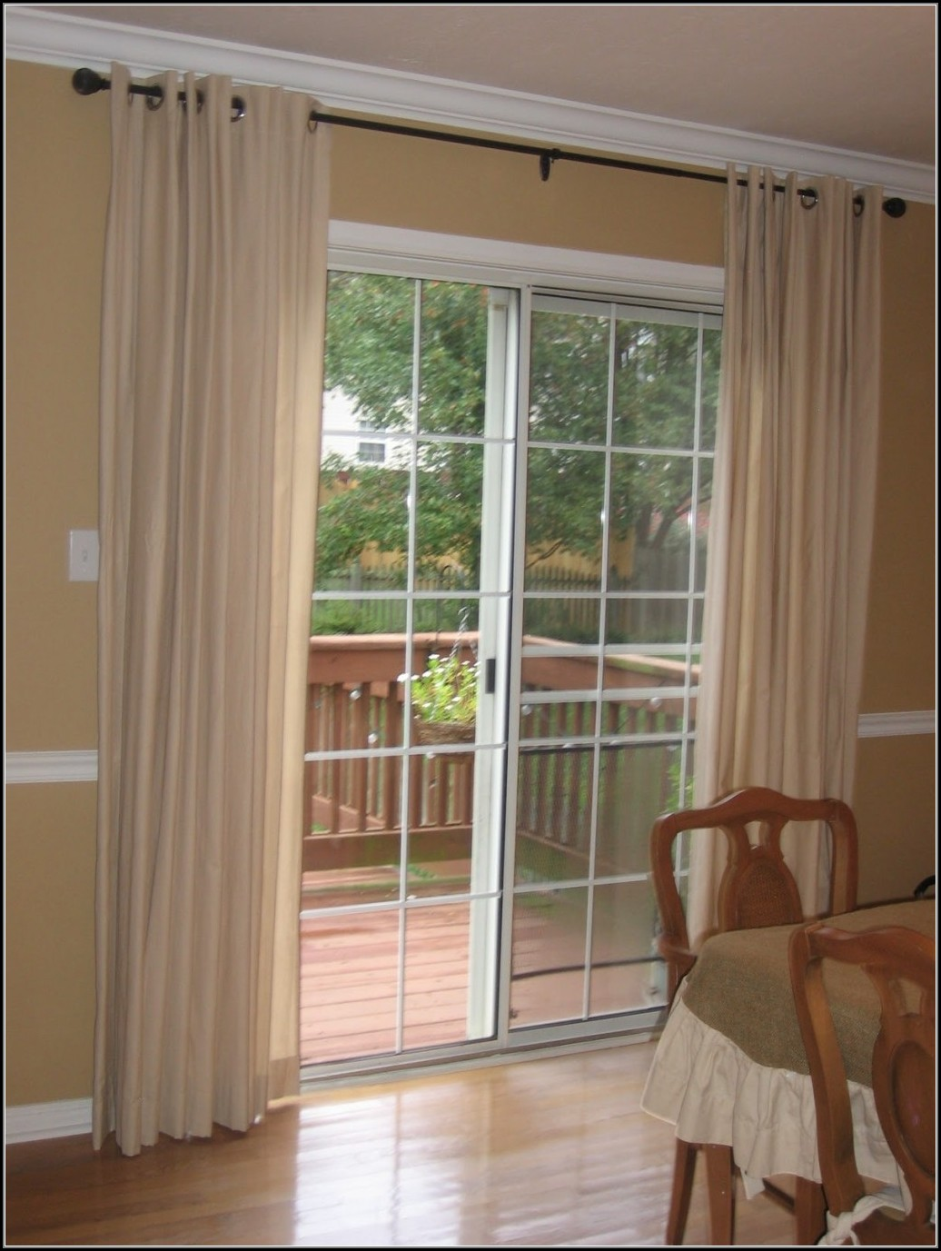 Window Coverings For Sliding Patio Doors Ideas