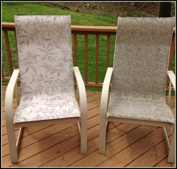 Winston Patio Chair Replacement Slings