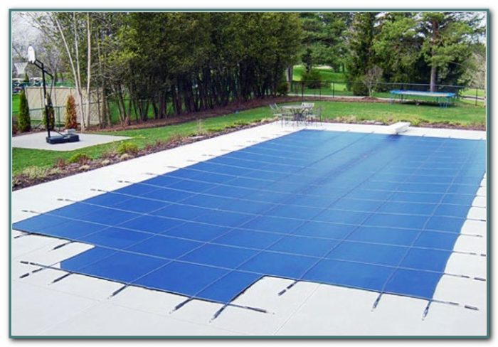 Winter Safety Pool Covers Inground Pools