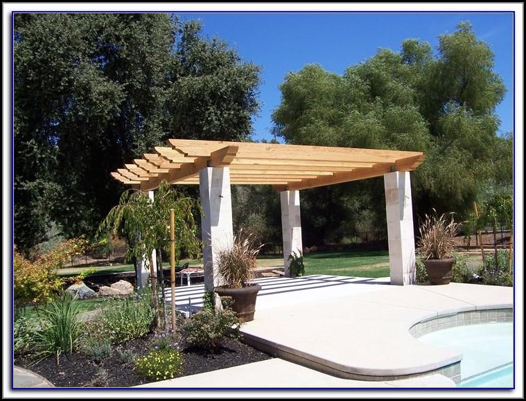 Wood Patio Covers Sacramento