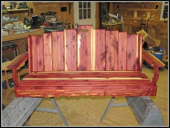 Wood Porch Furniture Plans