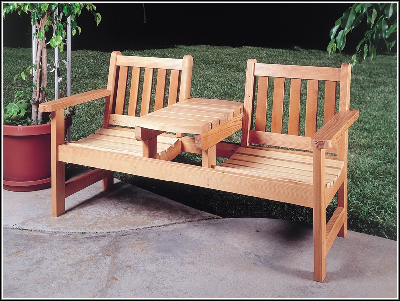 Wooden Patio Furniture Plans Free