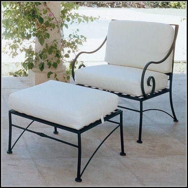 Wrought Iron Patio Furniture Benches