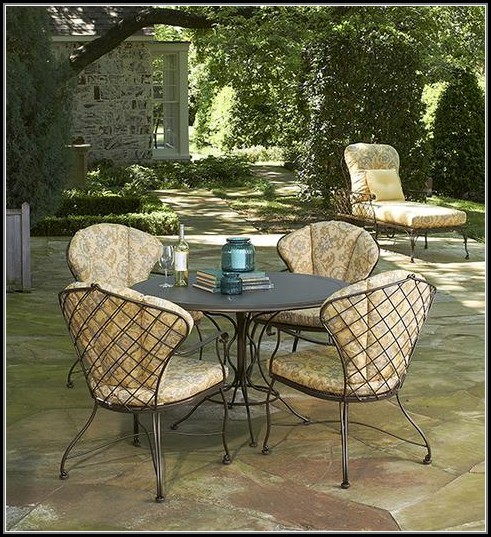 Wrought Iron Patio Furniture Covers