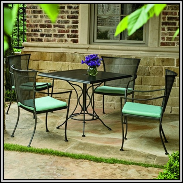Wrought Iron Patio Sets At Walmart