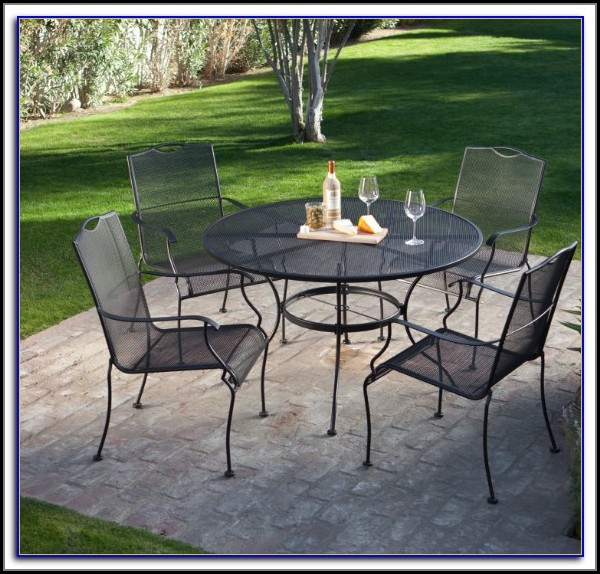 Wrought Iron Patio Sets Uk