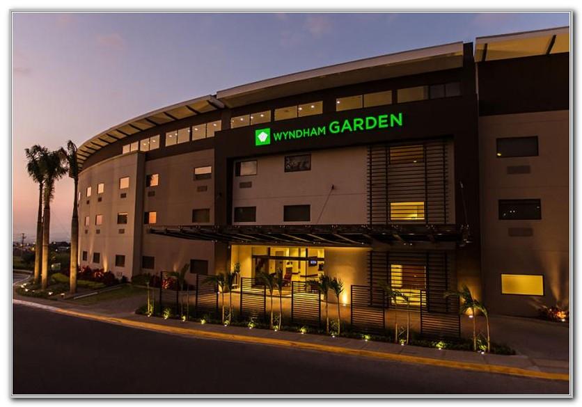 Wyndham Garden San Jose Airport Parking