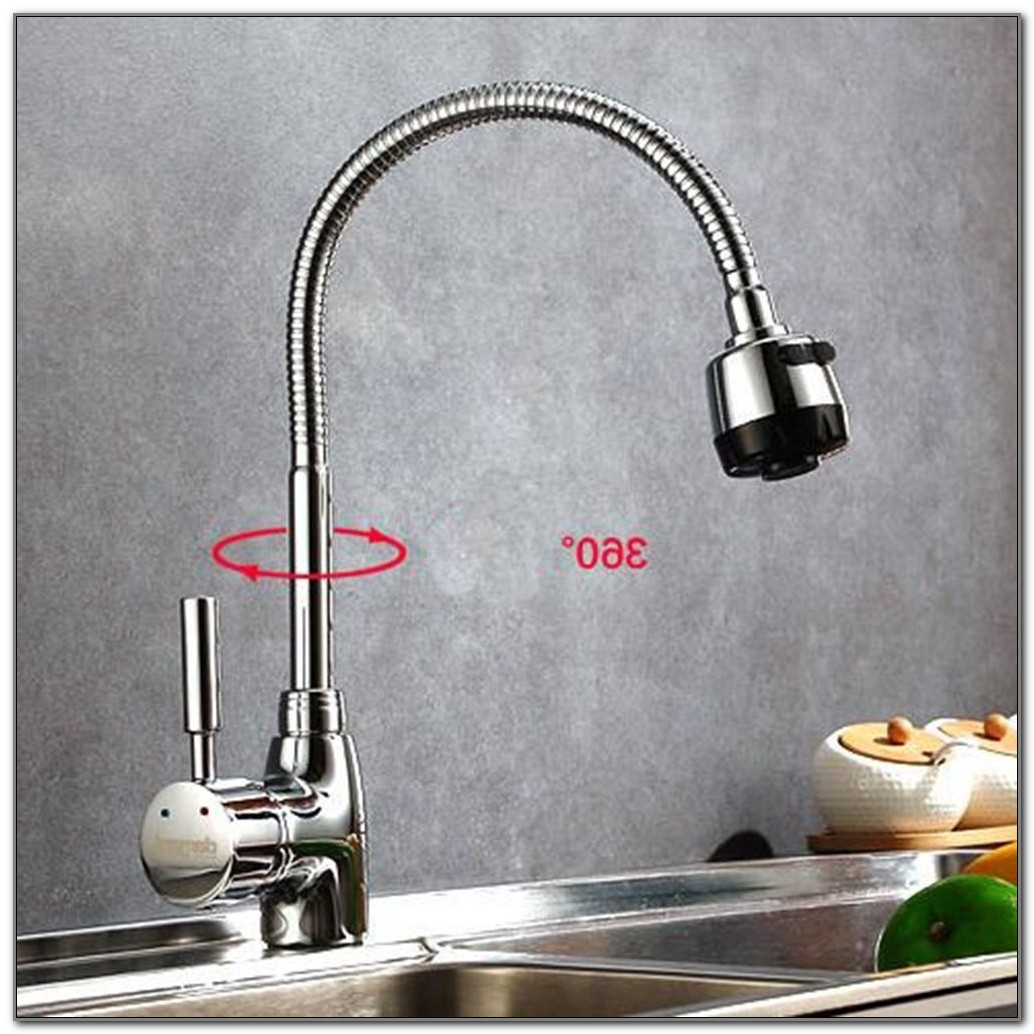 2 Hole Deck Mount Kitchen Faucet