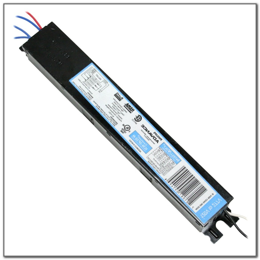 2 Lamp T8 Electronic Ballast
