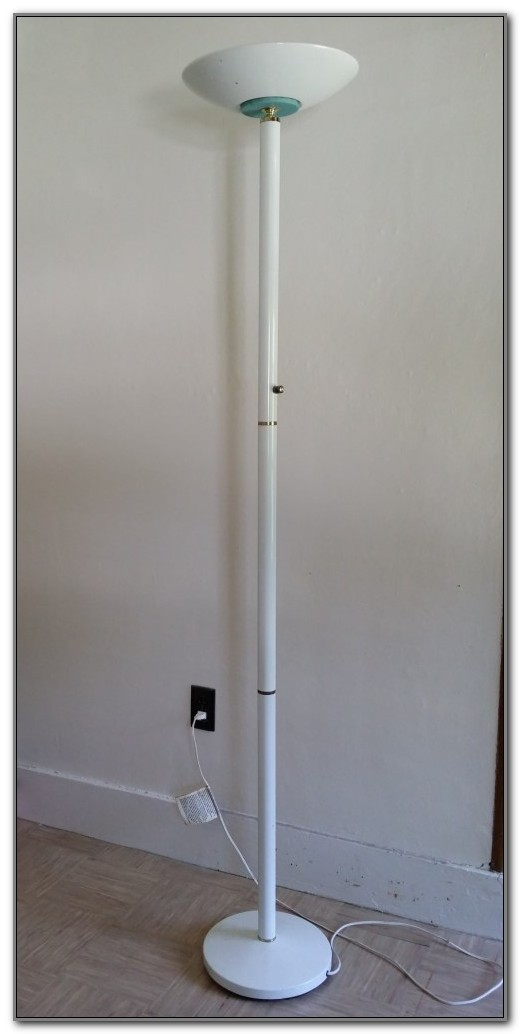 300 Watt Floor Lamp Torchiere