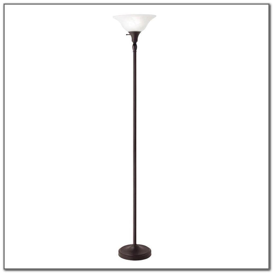 72 Bronze Torchiere Floor Lamp