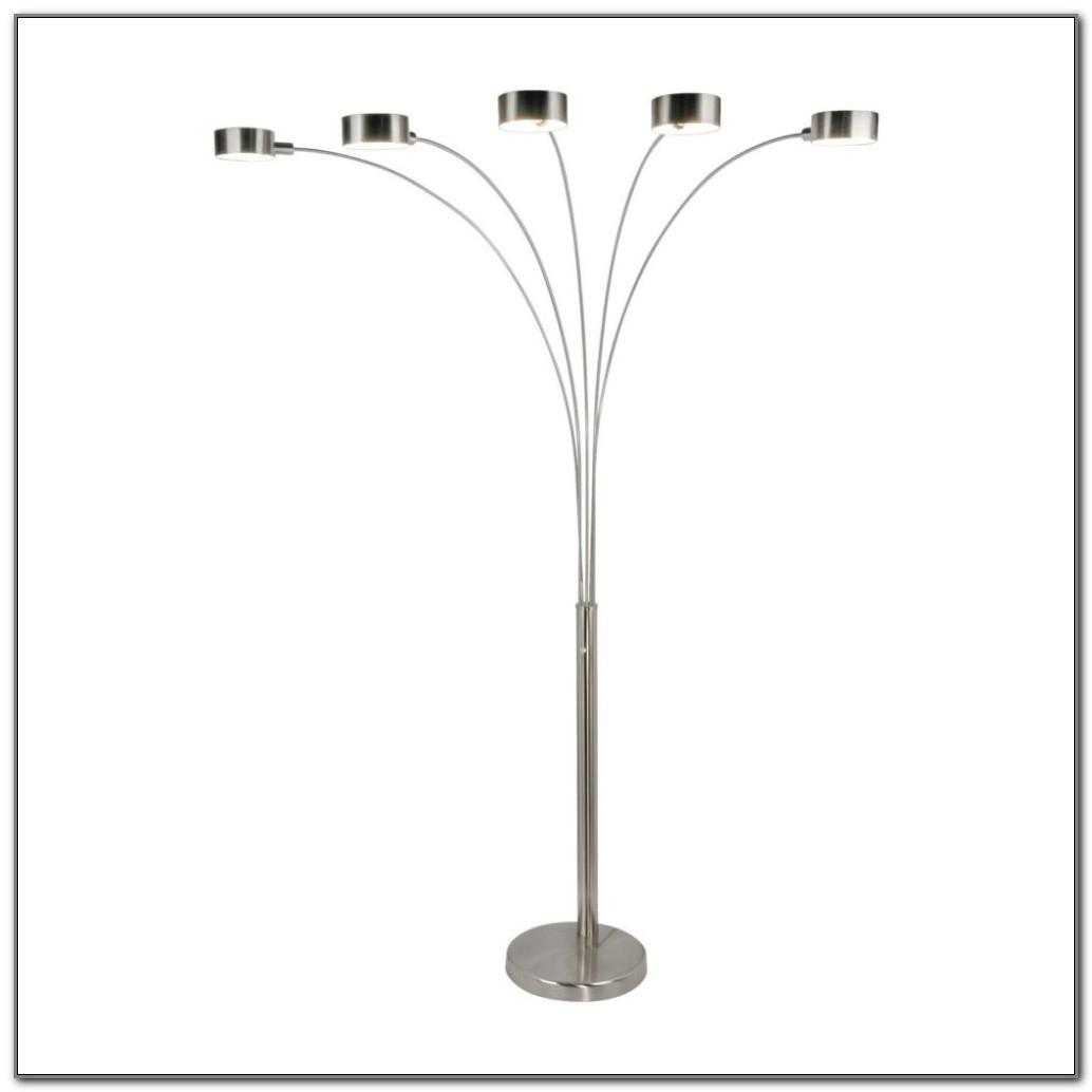 Argos Chrome Arc Floor Lamp
