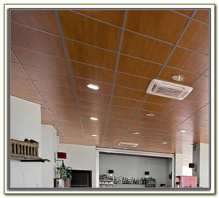 Armstrong Acoustical Ceiling Tile Paint