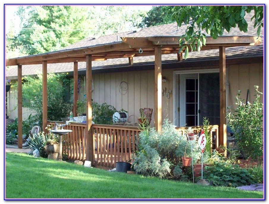Awning Ideas For Decks