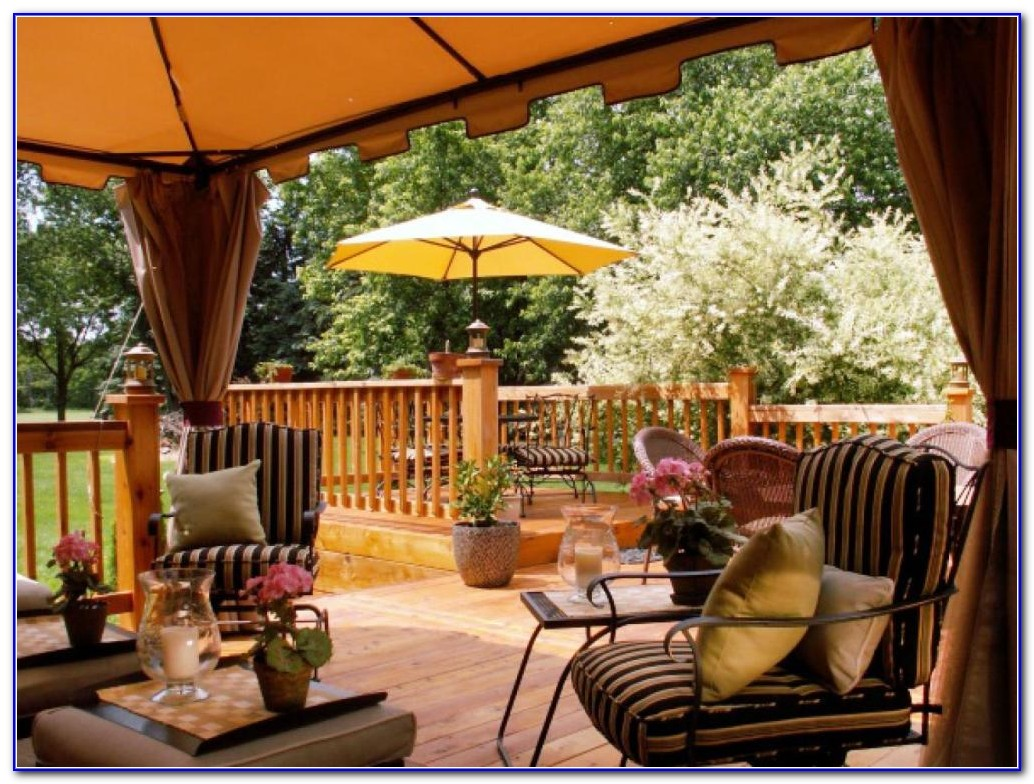 Beautiful Patios And Decks