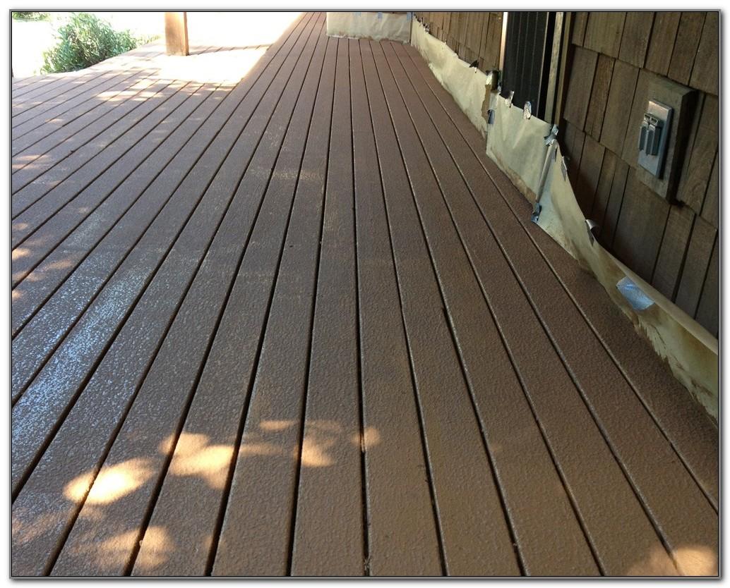 Best Exterior Wood Deck Paint