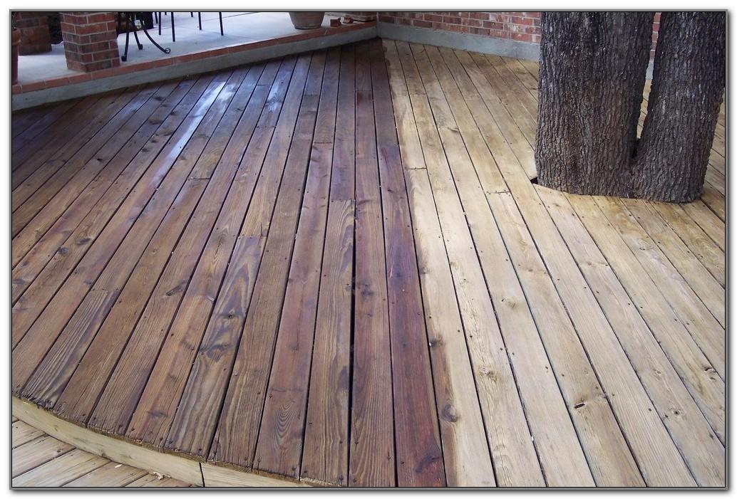Best Outdoor Deck Stain