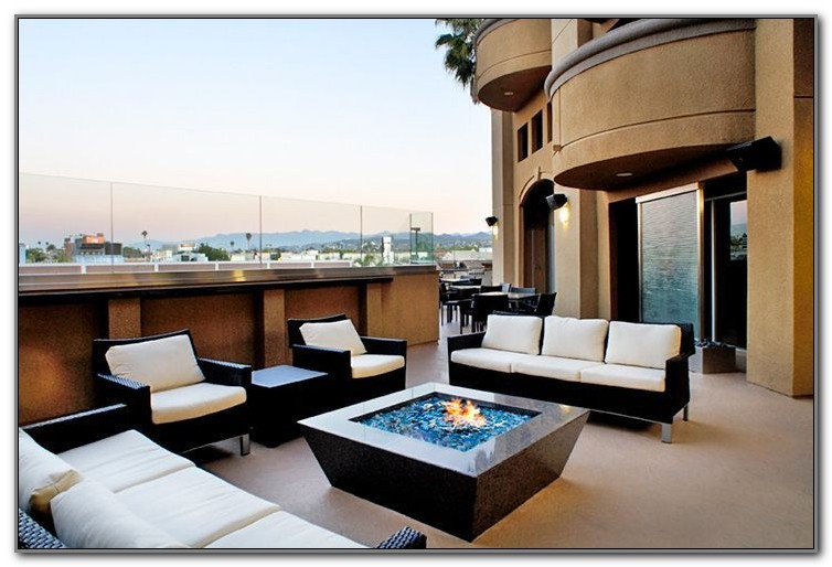 Best Outdoor Fireplace For Deck