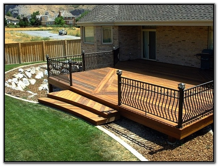 Best Wood For Decks In California