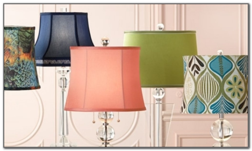 Black Drum Lamp Shades For Table Lamps