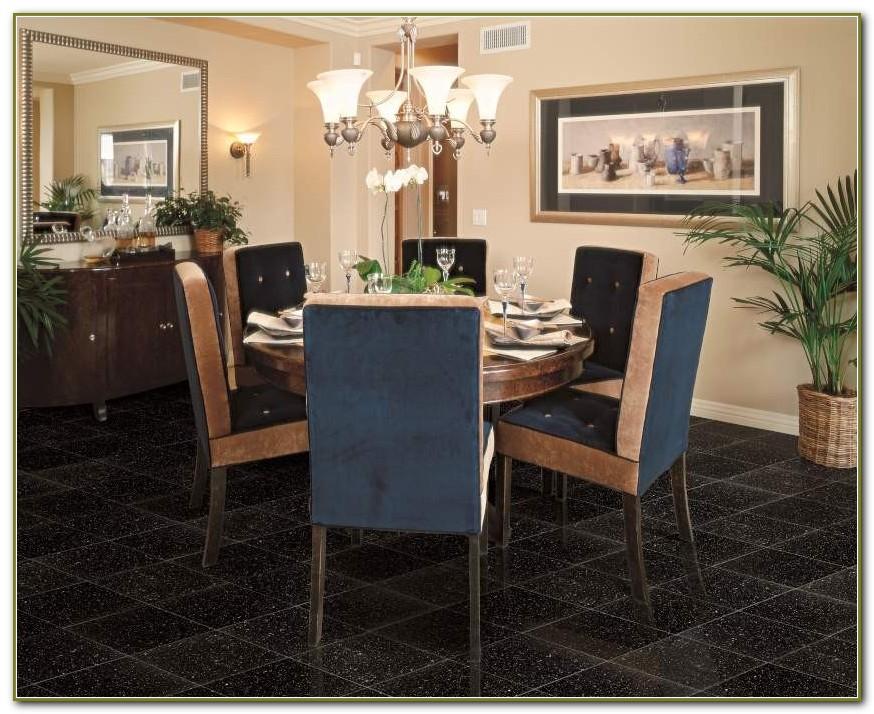 Black Galaxy Granite Tile 24x24