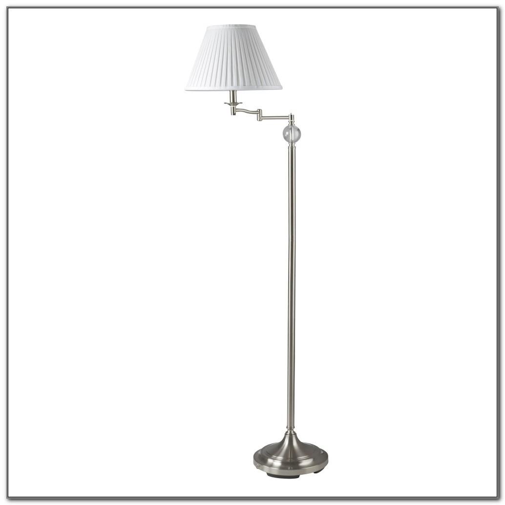 Brushed Nickel Floor Lamp Target